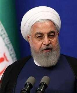 """روحاني يحذر من """"أمر خطير"""" في منطقة الخليج بعد تخريب منشأة نووية"""