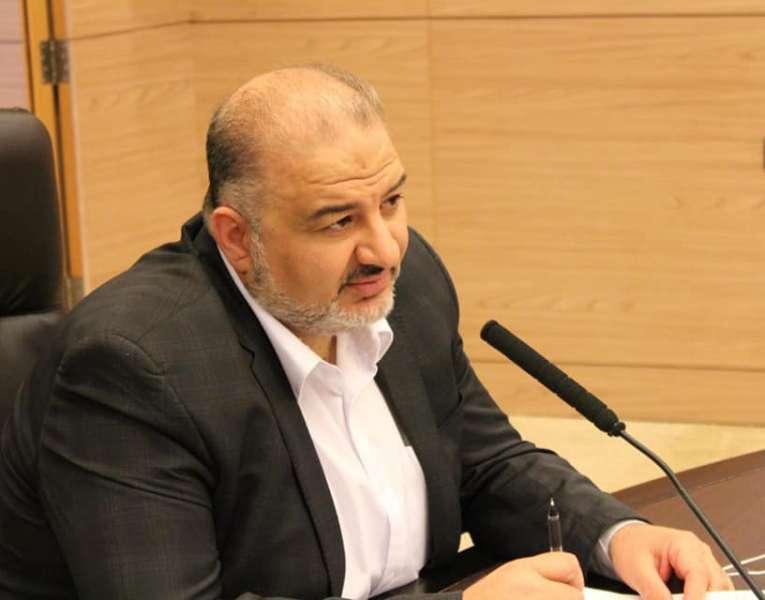 ماذا قال منصور عباس بشأن مسيرة المستوطنين الاستفزازية في القدس اليوم؟