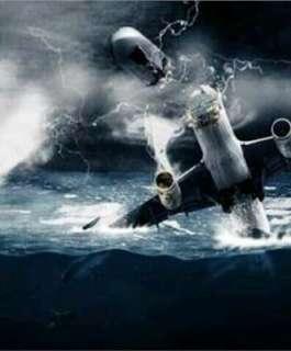 خبير أسترالي يكشف سبب اختفاء الطائرات في مثلث برمودا