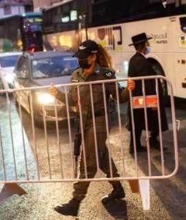 اسرائيل تقرر إغلاق الضفة وغزة بسبب الاعياد