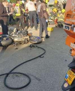 مصرع شاب من يافة الناصرة في حادث طرق