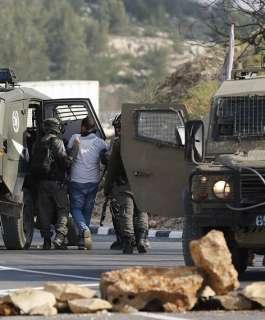 حصيلة اعتداءات الاحتلال بحق شعبنا: اعتقال 25 مواطنا والمصادقة على مخططات استيطانية وتجريف أراضٍ