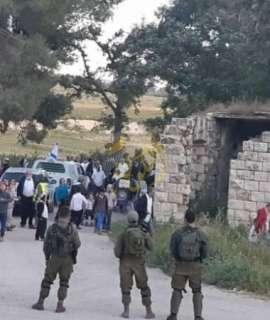 الاحتلال يقتحم بلدة الخضر جنوب بيت لحم واندلاع مواجهات
