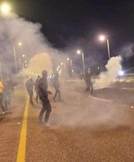 إضراب في كفر قرع بأراضي الـ48 إثر جريمة قتل الشاب مصاروة