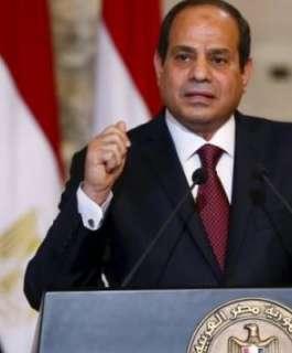 السيسي: لا سبيل لاستقرار الشرق الأوسط دون حل شامل للقضية الفلسطينية