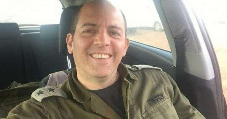 """الضابط الإسرائيلي المقتول """"آفي هرليف"""""""