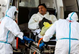 لبنان: 44 حالة وفاة و6154 إصابة بفيروس كورونا