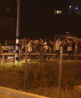 المستوطنين والارهاب اليهودي يهاجمون الضفة الغربية في اول يوم لبايدن