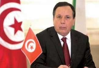 إصابة وزير الخارجية التونسي بكورونا
