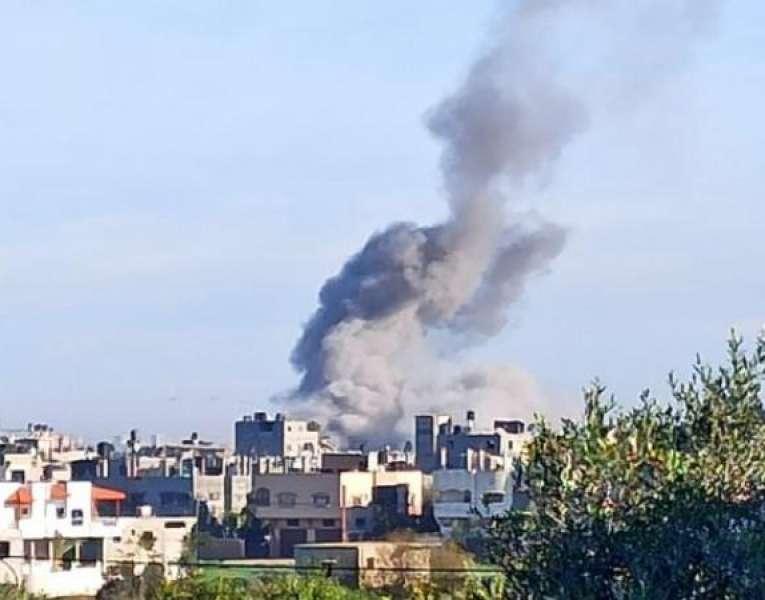 """"""" محدث بالصور """" 30 إصابة فى انفجار عرضي ببيت حانون شمال قطاع غزة"""