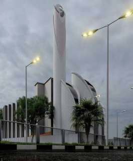 إعادة ترميم مسجد بمليون دولار يثير غضب رواد مواقع التواصل الاجتماعي