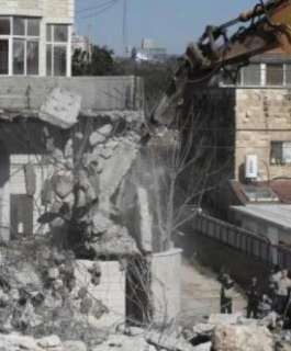 أوتشا: الاحتلال هدم وصادر 89 مبنًى وهجر 146 مواطناً خلال أسبوعين