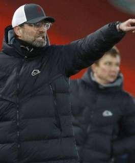 مدرب ليفربول: كنا الطرف الأفضل رغم الخسارة