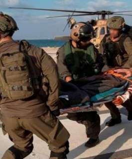 إصابة خطيرة لجندي إسرائيلي بقاعدة عسكرية