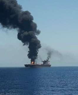 استهداف سفينة إسرائيلية بالقرب من إمارة الفجيرة