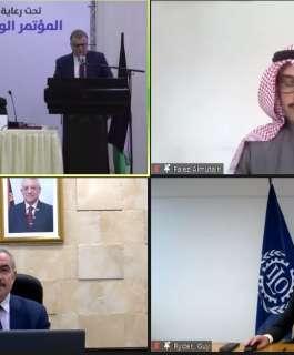 رئيس الوزراء: فلسطين جسدت تجربة رائدة في الشراكة بين الحكومة والعمال وأصحاب العمل