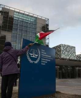 فلسطين ترحب بقرار المدعية العامة للمحكمة الجنائية الدولية