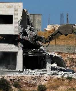 """""""أوتشا"""": الاحتلال هدم 35 مبنى فلسطينيا خلال أسبوعين"""