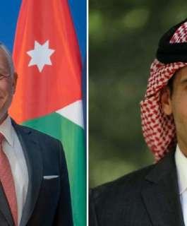 ديانا كرزون تعلق على أزمة ملك الأردن مع أخيه حمزة.. ماذا قالت؟