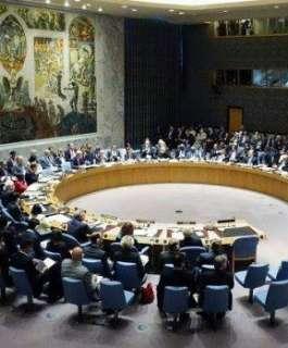 رئيس مجلس الأمن: التهدئة فالإعمار ثم العودة إلى العملية السياسية لحل الدولتين