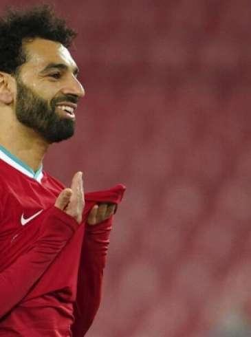 صلاح يكشفُ مستقبله مع ليفربول