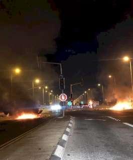 رئيس بلدية اللد: المدنية تشهد حرباً أهلية بين الفلسطينيين والإسرائيليين