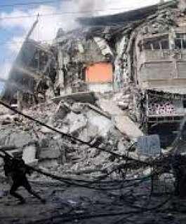 فريق هندسي مصري يصل غزة لمعاينة البنايات المدمرة خلال العدوان الأخير