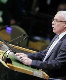 المالكي يتسلم أوراق اعتماد ممثل جمهورية ألمانيا الاتحادية الجديد لدى دولة فلسطين