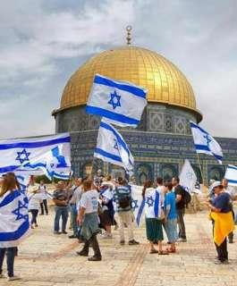 مسيرة المستوطنين الاستفزازية.. شرطة الاحتلال تعزز قواتها في القدس والجيش ينصب القبة الحديدية