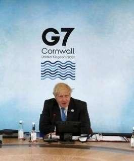 بريطانيا.. انطلاق قمة مجموعة الدول الصناعية السبع