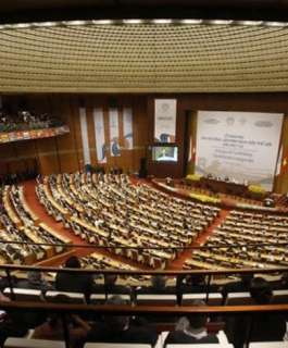 """رئيس الاتحاد البرلماني الدولي يطالب باحترام قرارات الأمم المتحدة التي تدعو إلى """"حل الدولتين"""""""