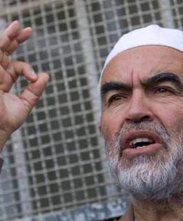 محكمة الاحتلال تعقد جلسة للنظر في تمديد عزل الشيخ رائد صلاح