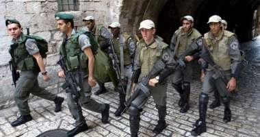 """وسط دعوات للتصدي لـ""""مسيرة الأعلام"""".. الاحتلال يدفع بتعزيزات عسكرية إلى القدس"""