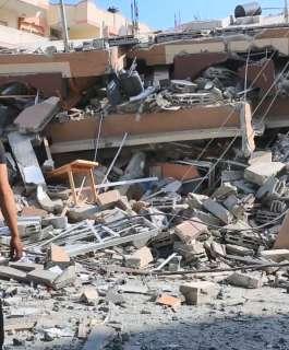 مجدلاني: الوزارة تكثف جهودها لتوفير احتياجات الأسر المتضررة من العدوان على غزة
