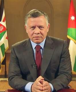 العاهل الأردني: الحرب على غزة كانت بمثابة تذكير بأن الوضع الحالي لا يمكن تحمله