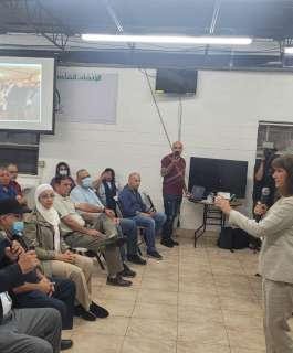 عضو الكونغرس نيومان تؤكد دعمها لحقوق المقدسيين الذين يعانون التهجير القسري في القدس