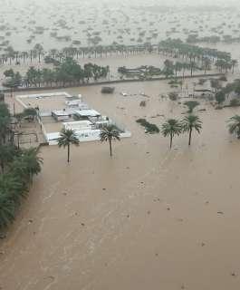 """إعصار """"شاهين"""" يخلف 9 قتلى على الأقل في عُمان وإيران"""