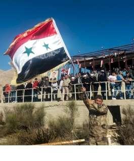 سوريا توجه رسالة لرئيس وزراء الاحتلال