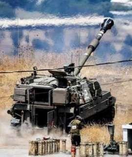 تدريب إسرائيلي يحاكي عمليات عسكرية في غزة